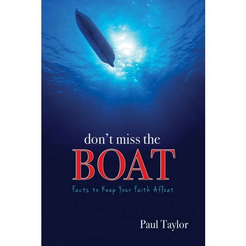 Book Review: Don't Miss the Boat