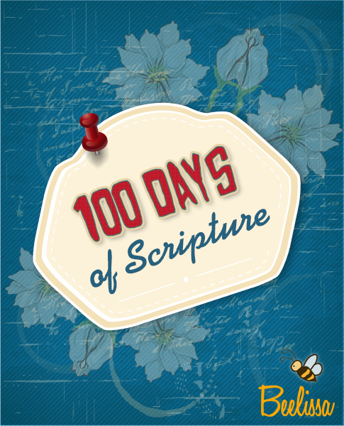 100 Days of Scripture