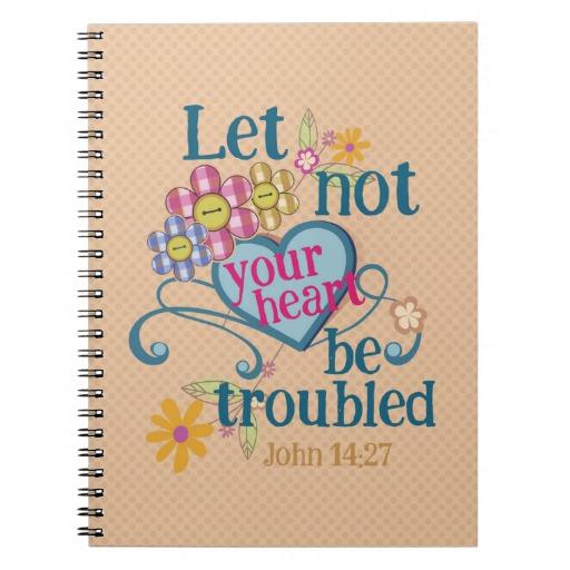 John 14:27 Notebook