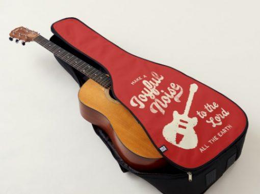 Make a Joyful Noise Guitar Case