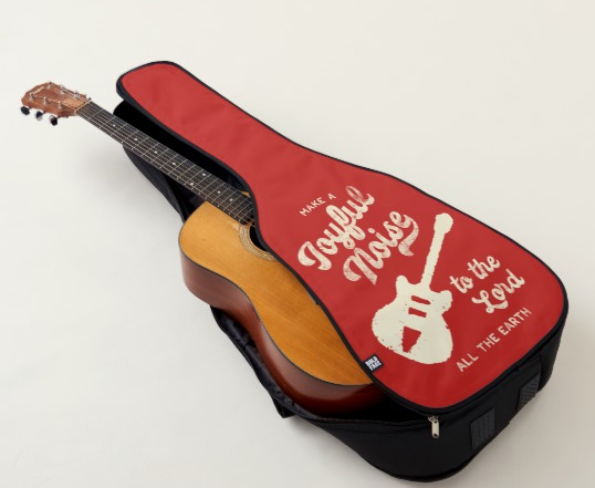 Make a Joyful Noise Guitar Case