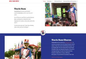 Uncle Sam's website